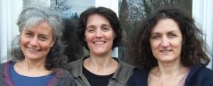 Margrit Hess-Priebsch, Christine & Monika Swoboda