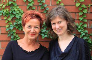 Foto von Rahel Stoellger und Lydia Graber
